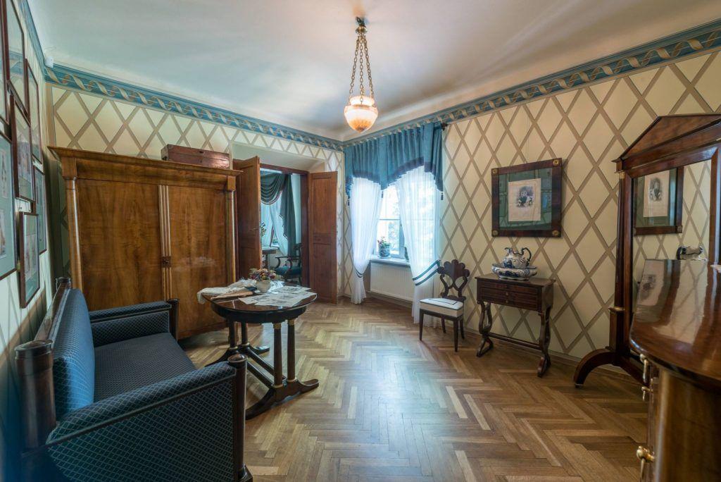 Muzeum Dzieduszyckich w Zarzeczu - gotowalnia