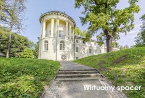 Wirtualny spacer po Muzeum Dzieduszyckich w Zarzeczu