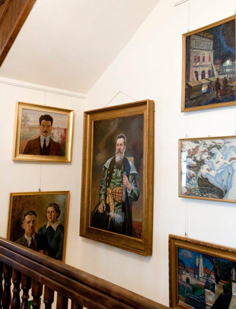 Malarstwo w Jarosławiu w II Rzeczypospolitej
