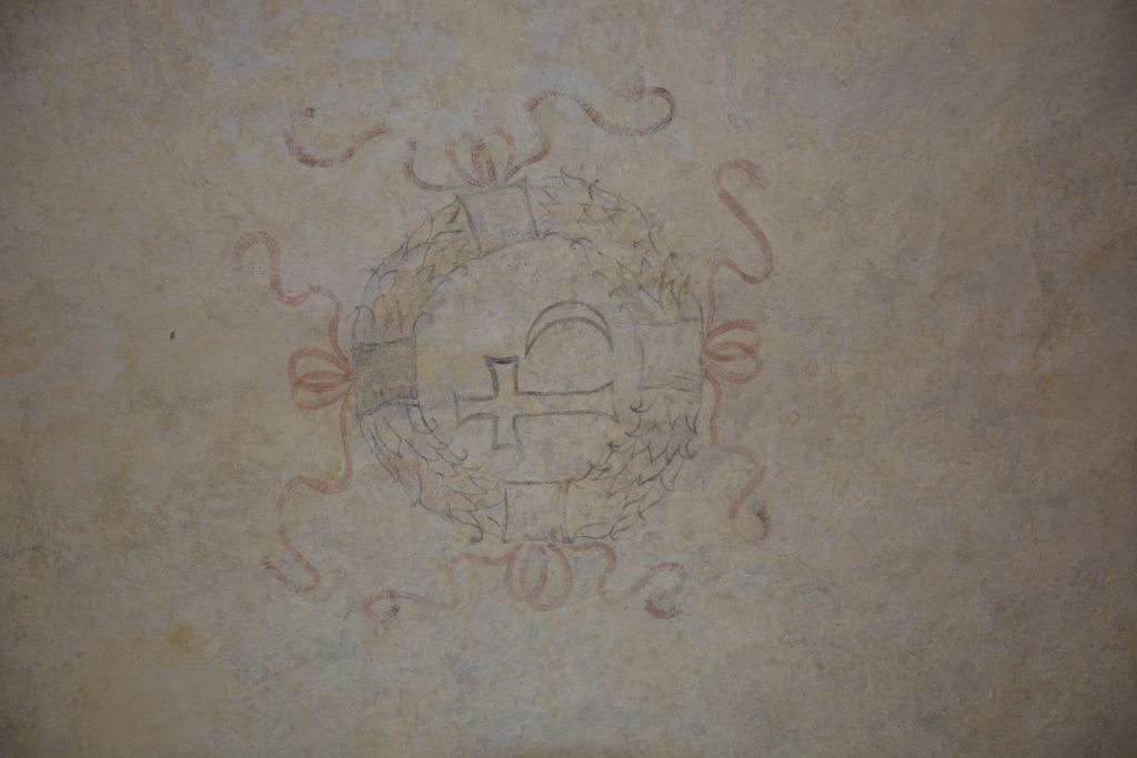 Są to najstarsze znane obecnie na Podkarpaciu malowidła ścienne o tematyce świeckiej.