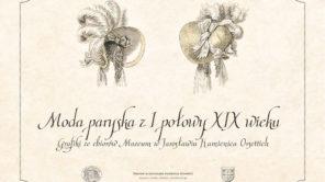 Czytaj więcej o: Moda paryska z I połowy XIX wieku