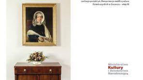 Czytaj więcej o: Konserwacja mebli z pałacu Dzieduszyckich w Zarzeczu