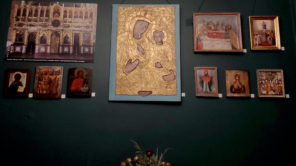 Czytaj więcej o: Ikony ze zbiorów Muzeum w Jarosławiu Kamienica Orsettich