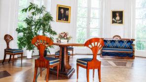Czytaj więcej o: Muzeum Dzieduszyckich z Zarzeczu znów otwarte dla zwiedzających
