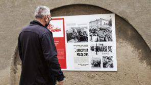 """Czytaj więcej o: Solidarność w Jarosławiu. W 40. Rocznicę powstawania NSZZ """"Solidarność"""""""
